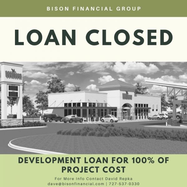Bison Closes Next A&D Loan for 100% of Project Cost